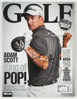 "Adam Scott Signed 2016 ""Golf"" Magazine (JSA COA) at PristineAuction.com"