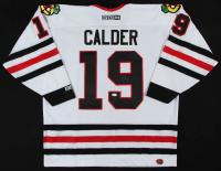 Kyle Calder Signed Blackhawks Jersey (JSA COA) at PristineAuction.com