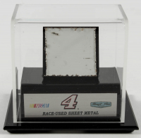 Kevin Harvick NASCAR #4 Race-Used Sheet Metal Display (Fanatics Hologram) at PristineAuction.com