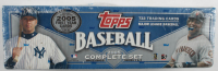 2005 Topps Complete Set of (733) Baseball Cards at PristineAuction.com