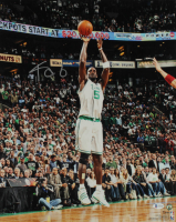 Kevin Garnett Signed Celtics 16x20 Photo (Beckett COA) at PristineAuction.com