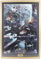 """Star Wars"" 25x36 Original 1977 Promotion Only Poster Display at PristineAuction.com"