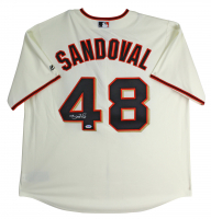 Pablo Sandoval Signed Giants Jersey (PSA COA) at PristineAuction.com