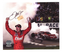 Dale Earnhardt Jr. Signed 8x10 Photo (Earnhardt Jr. Hologram & Mounted Memories Hologram) at PristineAuction.com