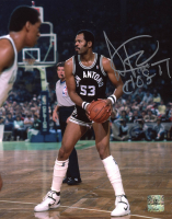 "Artis Gilmore Signed Spurs 8x10 Photo Inscribed ""HOF 11"" (Jersey Source COA) at PristineAuction.com"