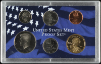2005-S U.S. Mint Proof Set with (6) Coins at PristineAuction.com