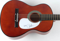 "Reba McEntire Signed 38"" Acoustic Guitar Inscribed ""Love"" (JSA COA) at PristineAuction.com"