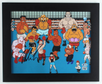 """Mike Tyson Signed """"Punch-Out!!"""" 13.5x16.5 Custom Framed Print Display (Beckett COA & Fiterman Sports Hologram) at PristineAuction.com"""
