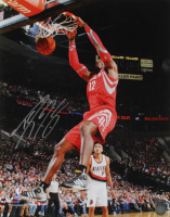 Dwight Howard Signed Rockets 16x20 Photo (TriStar Hologram) at PristineAuction.com