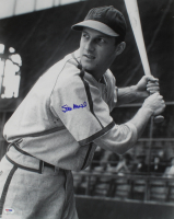 Stan Musial Signed Cardinals 16x20 Photo (PSA COA) at PristineAuction.com