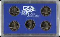 2004-S U.S. Mint Proof Set with (5) Coins at PristineAuction.com