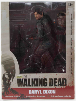 "Norman Reedus Signed ""The Walking Dead"" McFarlane Toys Action Figure (Beckett COA) at PristineAuction.com"