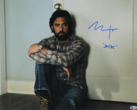 "Milo Ventimiglia Signed ""This Is Us"" 16x20 Photo Inscribed ""Jack"" (Beckett COA) at PristineAuction.com"