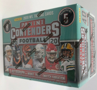 2020 Contenders NFL Football Blaster Box with (40) Cards at PristineAuction.com