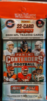 2020 Contenders NFL Football Cello Pack with (22) Cards at PristineAuction.com