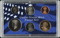 2004-S U.S. Mint Proof Set with (6) Coins at PristineAuction.com