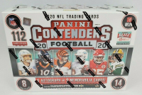 2020 Contenders NFL Football Mega Box with (14) Packs at PristineAuction.com