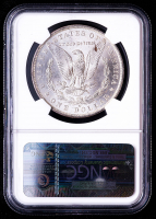 1884-O Morgan Silver Dollar - Lincoln Highway Hoard (NGC MS65) (Toned) at PristineAuction.com