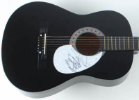 Adam Clayton Signed Full-Size Acoustic Guitar (JSA COA) at PristineAuction.com