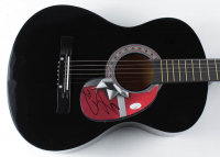 Steve Perry Signed Full-Size Acoustic Guitar (JSA COA) at PristineAuction.com