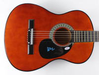 "Wiz Khalifa Signed 38"" Acoustic Guitar (PSA COA) at PristineAuction.com"