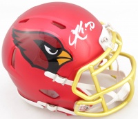Kyler Murray Signed Cardinals Blaze Speed Mini Helmet (Beckett COA) at PristineAuction.com