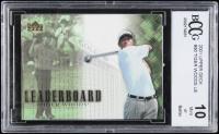 Tiger Woods 2001 Upper Deck #90 LB (BCCG 10) at PristineAuction.com