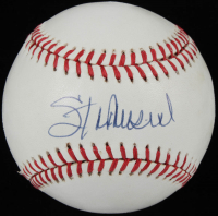 Stan Musial Signed ONL Baseball (PSA COA) at PristineAuction.com