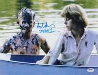 "Ari Lehman Signed ""Friday The 13th"" 11x14 Photo Inscribed ""JASON 1"" (Beckett COA) at PristineAuction.com"