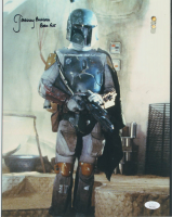 "Jeremy Bulloch Signed ""Star Wars"" 11x14 Photo Inscribed ""Boba Fett"" (JSA COA) at PristineAuction.com"
