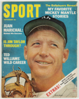 "Vintage 1964 ""Sport"" Magazine at PristineAuction.com"