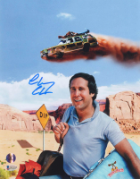"Chevy Chase Signed ""National Lampoon's Vacation"" 11x14 Photo (Beckett COA & Chase Hologram) at PristineAuction.com"