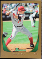 Mike Trout 2011 Bowman Draft Gold #101 at PristineAuction.com