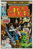 "1977 ""Star Wars"" Issue #9 Marvel Comic Book at PristineAuction.com"