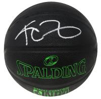 Kevin Garnett Signed Phantom Black NBA Basketball (Schwartz Sports COA) at PristineAuction.com