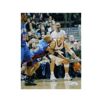 Jason Kidd Signed Nets 8x10 Photo (JSA Hologram) at PristineAuction.com