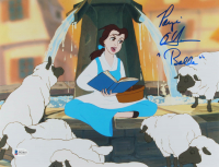 "Paige O'Hara Signed ""Beauty and The Beast"" 11x14 Photo Inscribed ""Belle"" (Beckett COA) at PristineAuction.com"