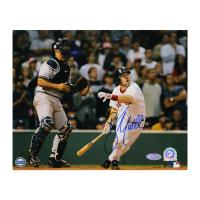 Bill Mueller Signed Red Sox 8x10 Photo (Steiner Hologram & MLB Hologram) at PristineAuction.com