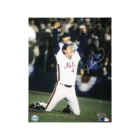 Jesse Orosco Signed Mets 8x10 Photo (Steiner Hologram) at PristineAuction.com