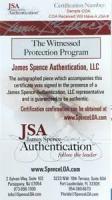 "Greg Horn Signed ""Harley Quinn & Knocking Joker"" 11x17 Custom Framed Lithograph Display (JSA COA) at PristineAuction.com"