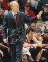 Mick Cronin Signed Cincinnati Bearcats 8x10 Photo (Steiner Hologram) at PristineAuction.com
