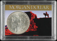 1889 Morgan Silver Dollar at PristineAuction.com