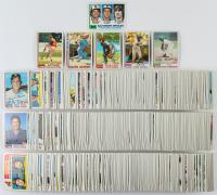 1982 Topps Complete Set of (792) Baseball Cards with Bob Bonner RC / Cal Ripken RC / Jeff Schneider RC #21, Nolan Ryan #90, Pete Rose #780 at PristineAuction.com