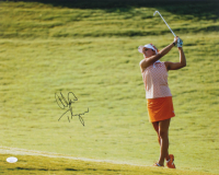Lexi Thompson Signed 16x20 Photo (JSA COA) at PristineAuction.com
