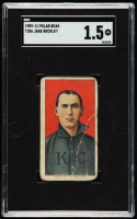 Jake Beckley 1909-11 T206 #29 ML (SGC 1.5) at PristineAuction.com