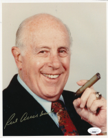 Red Auerbach Signed 8x10 Photo  (JSA COA) at PristineAuction.com