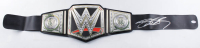 Bill Goldberg Signed WWE Universal Championship Belt (PSA Hologram) at PristineAuction.com