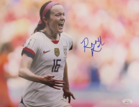Rose Lavelle Signed Team USA Soccer 11x14 Photo (JSA COA) at PristineAuction.com