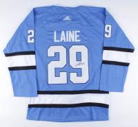Patrik Laine Signed Jets Jersey (JSA COA) at PristineAuction.com