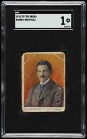 Barney Dreyfuss 1910 Pirates Tip-Top D322 #1 (SGC 1) at PristineAuction.com